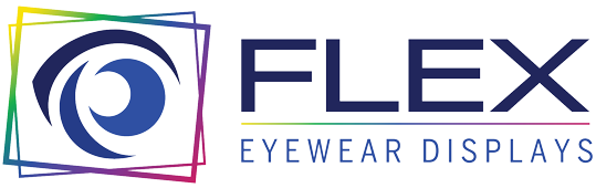 Flex Eyewear Display Frames
